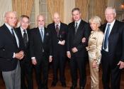 Irwin Gusman, Norman Horowitz, Robert Sirota, Ron Losby, Janet Tweed Gusman, Charles Schaefer
