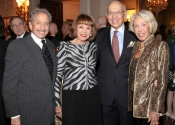 Arthur Field, Joan Weltz, Gus and Janet Tweed Gussman