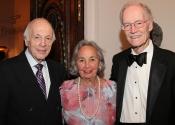 Melvin Stecher, Joyce Cowin, Philip Buckner