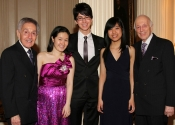 Norman Horowitz, Jenny Chen, Charlie Albright, Kate Liu, Melvin Stecher