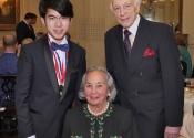 Aristo Sham, Joyce Cowin & Melvin Stecher