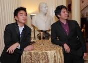 Brian Le, Marble Bust, Allen Yueh