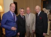 Lowell Liebermann, Norman Horowitz, Victor Rosenbaum, Melvin Stecher
