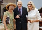 Maya Masumoto, Melvin Stecher, Gail Job