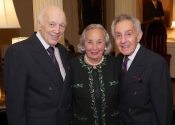 Melvin Stecher, Joyce B. Cowin, Norman Horowitz