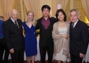 Melvin Stecher, Leann Osterkamp, Allen Yueh, Suejin Jung, Norman Horowitz