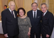 Melvin Stecher, Lucia Tedesco, Vincent Garone, Norman Horowitz