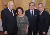 Melvin Stecher, Lucia Tedesco, Vincent Garone, Norman Horowitz