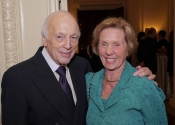 Melvin Stecher and Margaret O. Carpenter