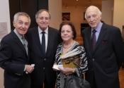 Norman Horowitz, Vincent T. Garone, Lucia Tedesco, Melvin Stecher