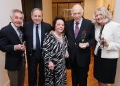 024 Norman Horowitz, Vincent Garone, Lucia Tedesco, Melvin Stecher and Gail Job