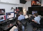 035 Live stream control room