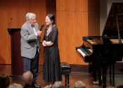 073 Robert Sherman interviews Yiying Niu, recipient of the commissioned work prize