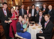 089 Enjoying the culmination of the 2018 NYIPC at The Lotos Club