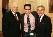 Melvin Stecher, Seth Rudetsky (82-83), Norman Horowitz