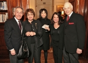 Norman Horowitz, Muriel Kramer (61-63), Lisa Kramer Rockoff (60-64), Laurie Kramer (63-65), Melvin Stecher