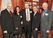 Melvin Stecher, Linda Ciotti Sava (77-85), George S. Sava, Norman Horowitz, Mark Horowitz (61-69)
