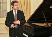 Jonathan Coombs (Prize-Winner, 2002 New York Piano Competition)