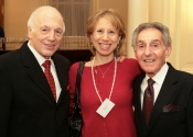 Melvin Stecher, Jill Baron (65-73), Norman Horowitz