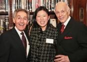 Norman Horowitz, Patty Ju Lee (77-86), Melvin Stecher