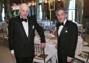 Melvin Stecher, Norman Horowitz, Honorees