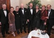 Robert Waxman, Marcia Waxman, Frances Hess, Melvin Stecher, Mark Heutlinger, Bonnie Heutlinger, Diane Weisstuch, Mark Weisstuch