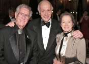 Robert Sherman, Melvin Stecher, Veronica Sherman
