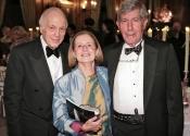 Melvin Stecher, Ruth Feder, Arthur Feder