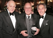 Melvin Stecher, Marvin Zuckerman, Chairman Emeritus, Norman Horowitz