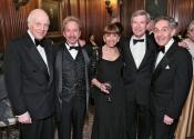 Melvin Stecher, Arthur Field, Joan Weltz, Daniel Marcus, Norman Horowitz