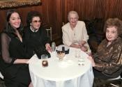 Shari Rosenberg, Irma Stecher, Marjorie Raskin, Florence Zafrin