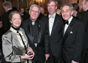 Veronica Sherman, Robert Sherman, James Barron, Norman Horowitz