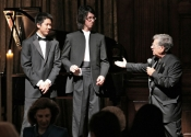 Alan Yueh, First Prize-Winner, 2008 NYPC, Charlie Albright, First Prize-Winner, 2006 NYPC, Robert Sherman