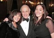 Jill Nord, Melvin Stecher, Shari Rosenberg