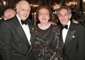 Melvin Stecher, Irene Wlodarski, Norman Horowitz