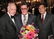 Melvin Stecher, Bob Hausler, Richard Stout