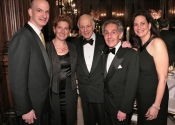 Evan Steen, Lauren Finster, Melvin Stecher, Norman Horowitz, Barbara Borden