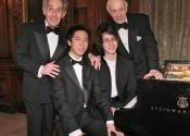 Norman Horowitz, Alan Yueh, Charlie Albright, Melvin Stecher