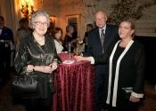 Diana J. Kalman, Dan Cameron, Josephine Hemsing