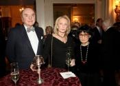 Warren Adler, Sonia Adler, Takayo Noda