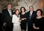 Dr. Harvey Fishman, Guglia Fishman, Anna M. Garone, Dr. Vincent T. Garone, Lucia A. Tedesco