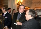 President Jeffrey P. von Arx, S.J., Donald Frank