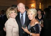 Joan Schneider, Dr. William J. Schneider, Janet Tweed Gusman