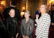 Laura Falb, Marie Sussek, Stephenie Ralston