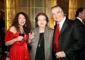 Rosa Antonelli Veligdan, Irene Wlodarski, Dr. Robert Veligdan