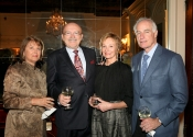 Mary Ann Giffuni, Dr. Donald O. Quest, Helen C. Groome, Vincent Q. Giffuni
