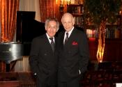Norman Horowitz, Melvin Stecher