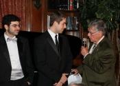 Michael Brown, Jonathan Coombs, Robert Sherman
