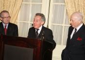 Dr. Gary Ingle, Norman Horowitz, Melvin Stecher