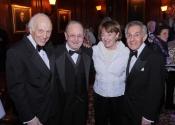 Melvin Stecher, Dr. Joel Lehrer, Nancy Lehrer, Norman Horowitz.jpg